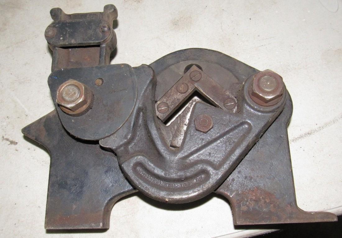 2 Angle Iron Cutters - 5