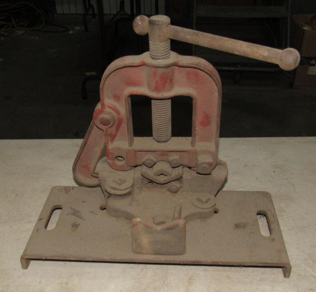 Rigid 2 1/2 Pipe Vise