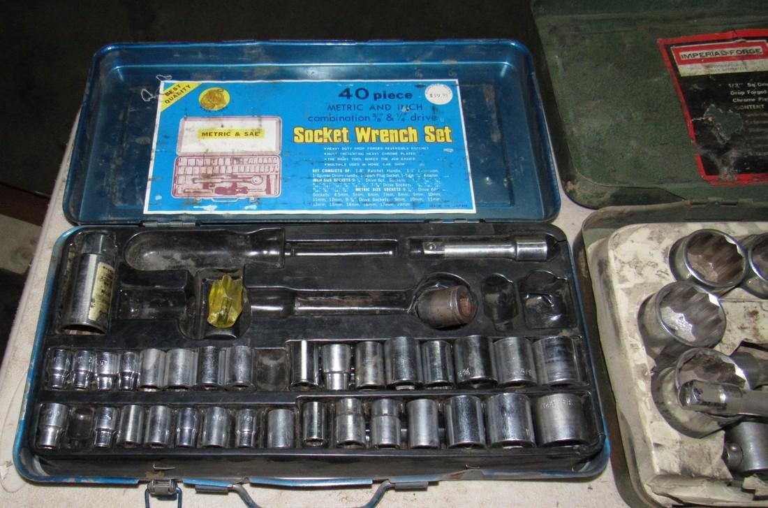 Socket Sets - 3