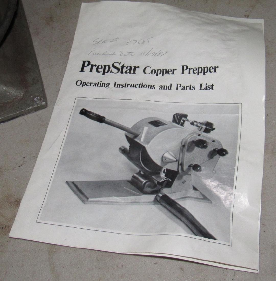Prep Star Copper Prepper - 2