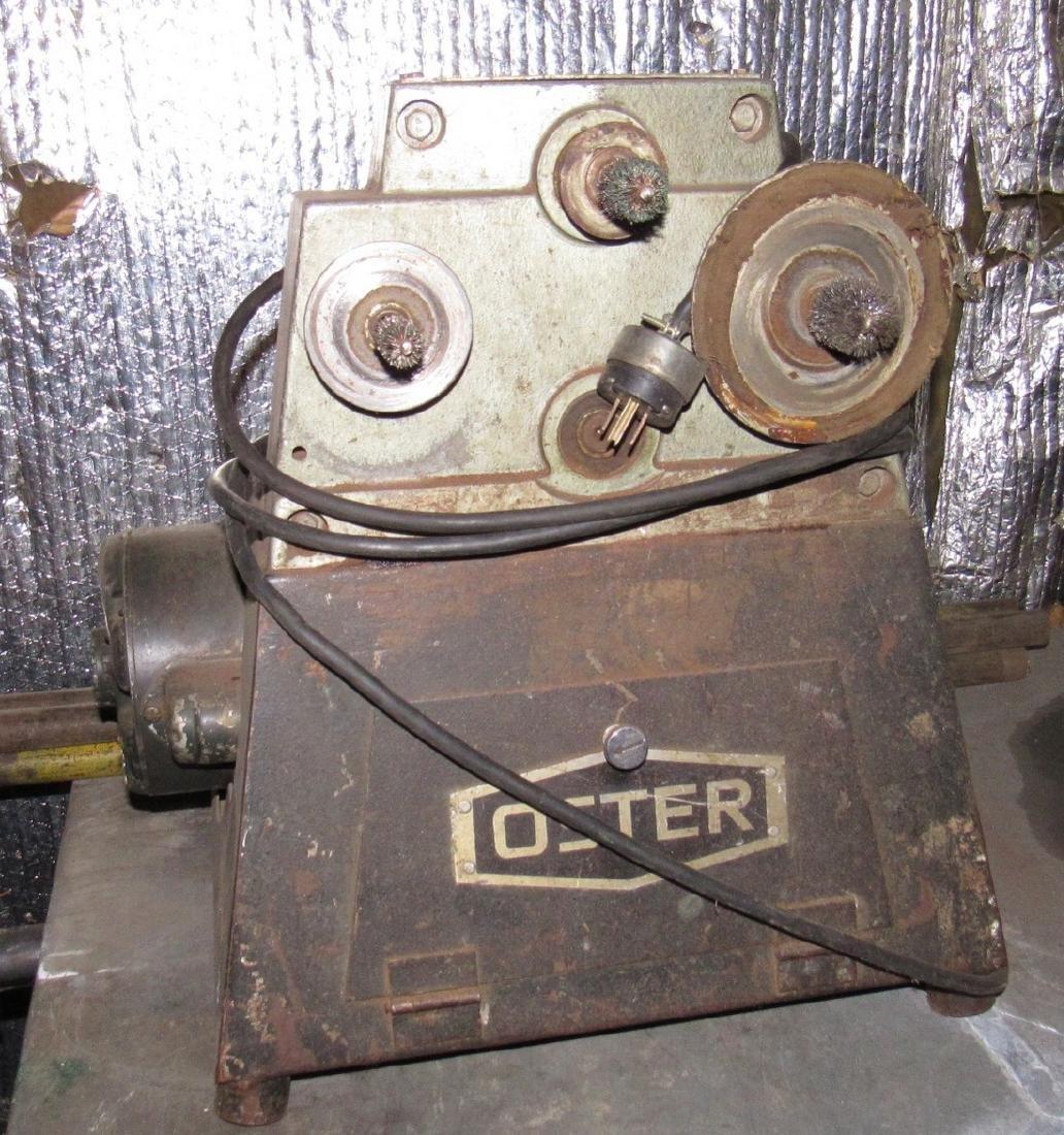 Oster No. 10 Copper Brushing Machine