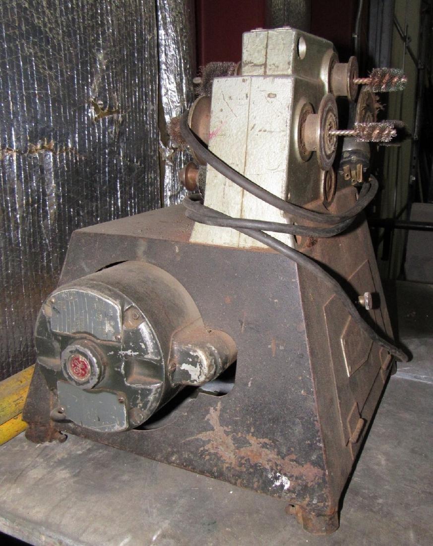 Oster No. 10 Copper Brushing Machine - 2