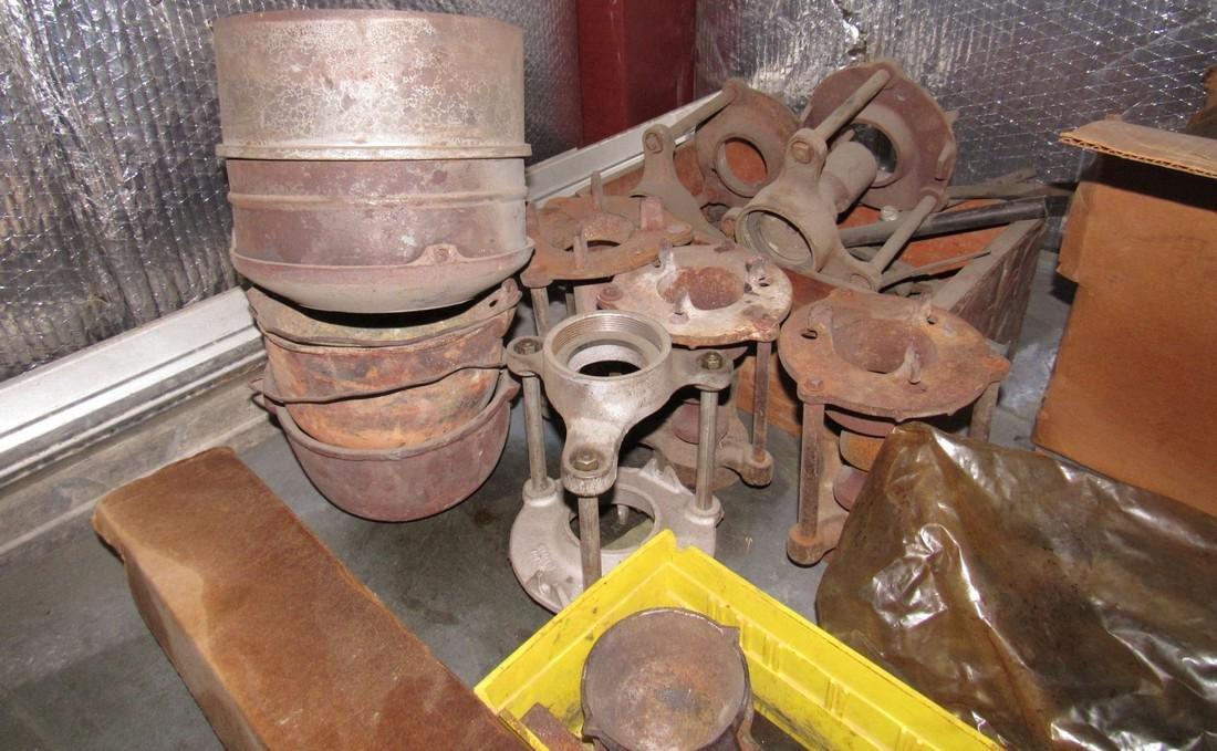 Lead Joint Pots Ladles Supplies - 2