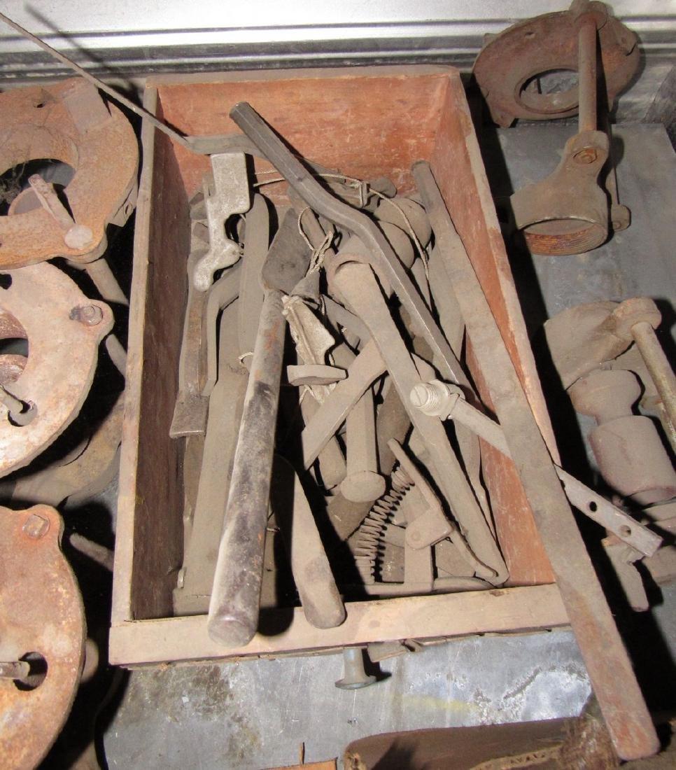 Lead Joint Pots Ladles Supplies - 4