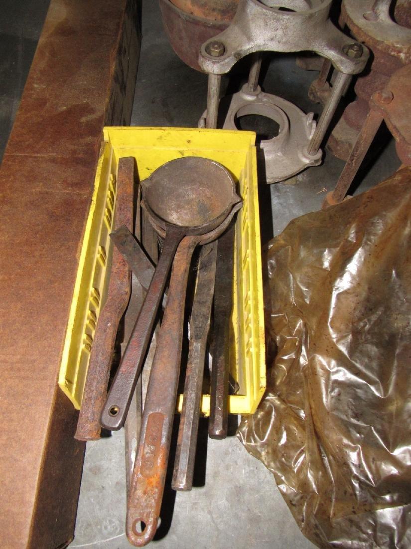 Lead Joint Pots Ladles Supplies - 5