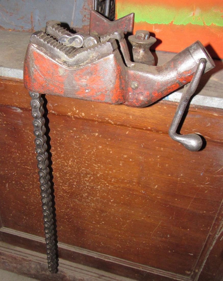 Rigid BC 810 Pipe Vise