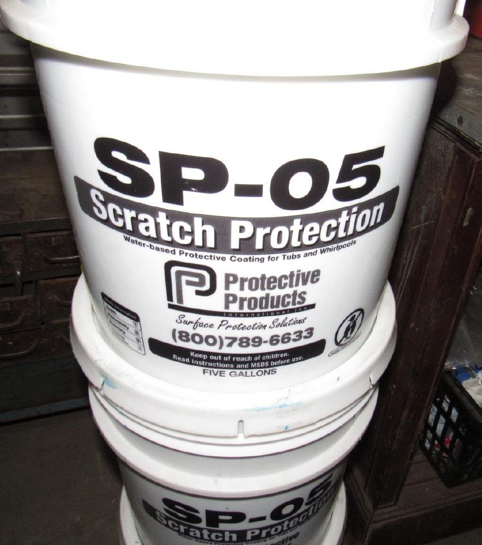 3 BUCKETS SP-05 SCRATCH PROTECTION - 2