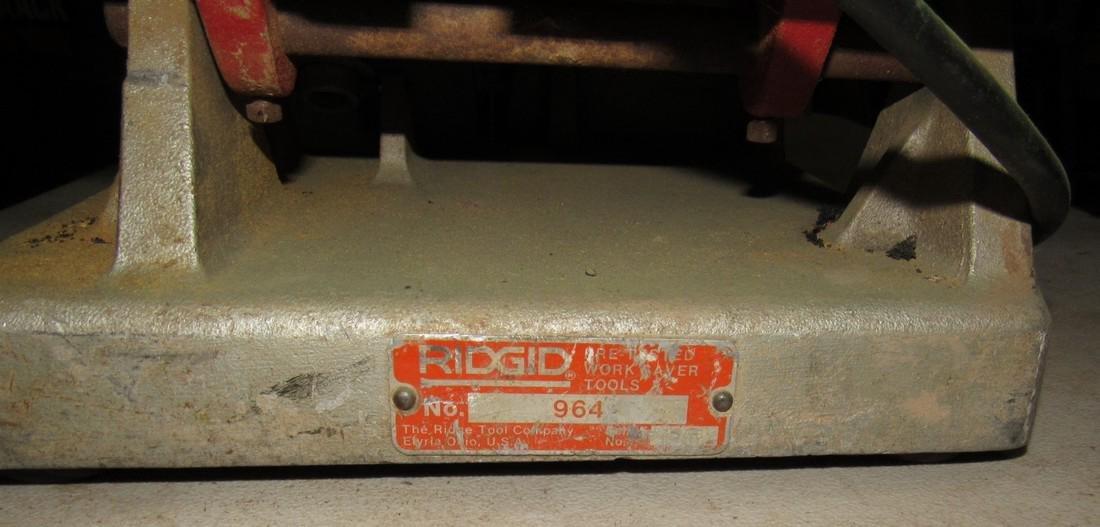 Rigid 964 Chop Saw - 4