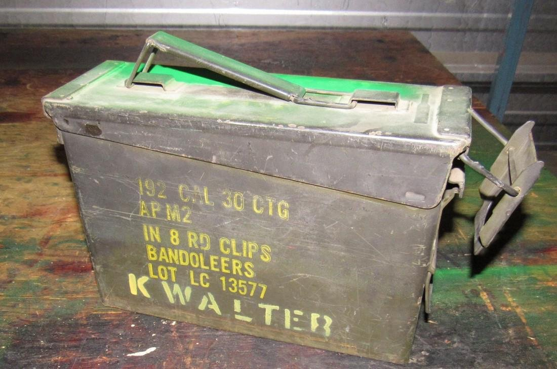 Ammo Box with Dies