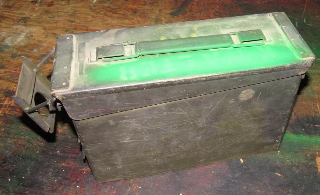Ammo Box with Dies - 2