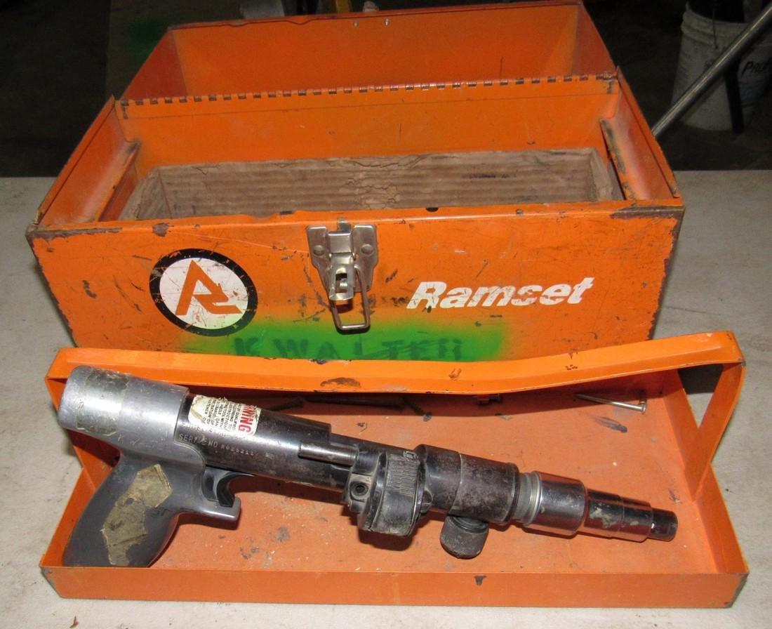 Ramset Nail Gun
