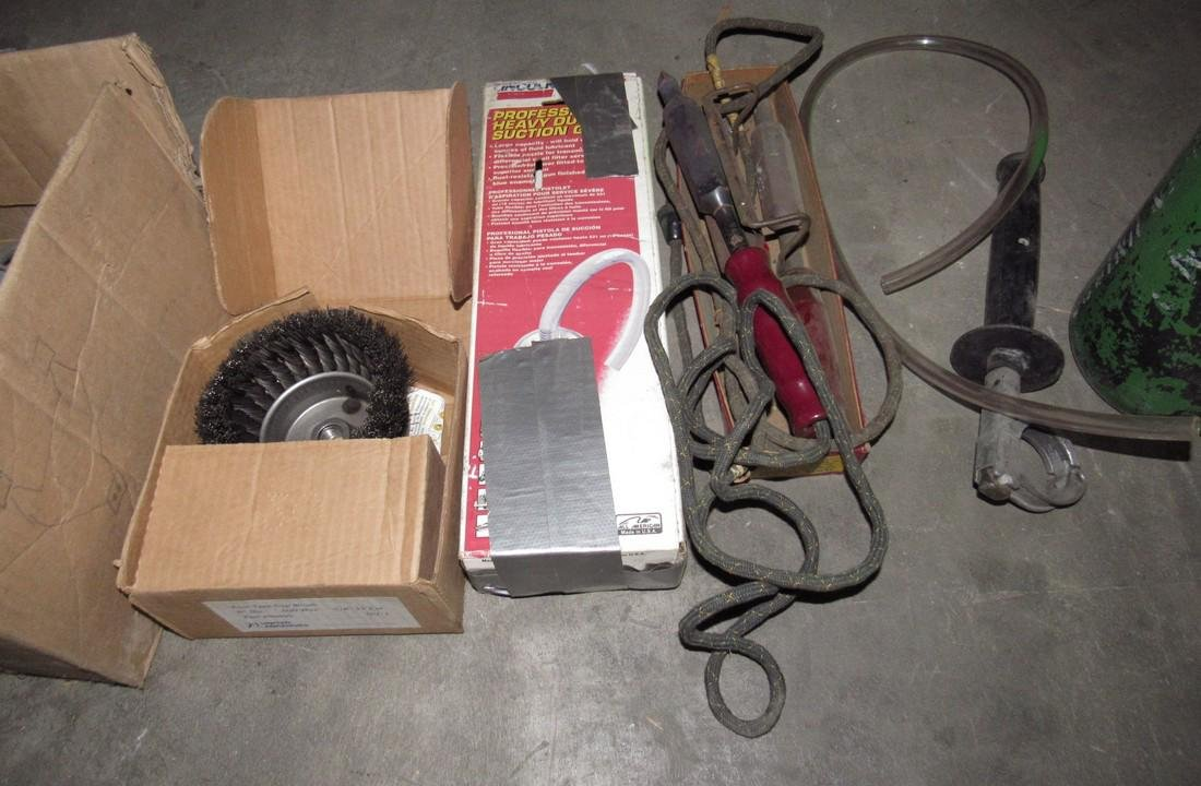 Nitrogen Tank Wire Brush Pump Soldering Irons - 3