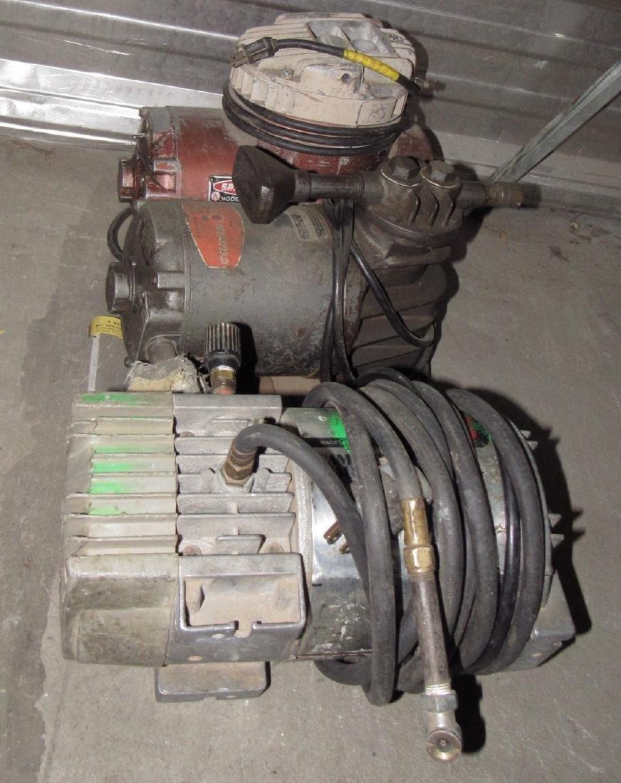 3 Air Compressors