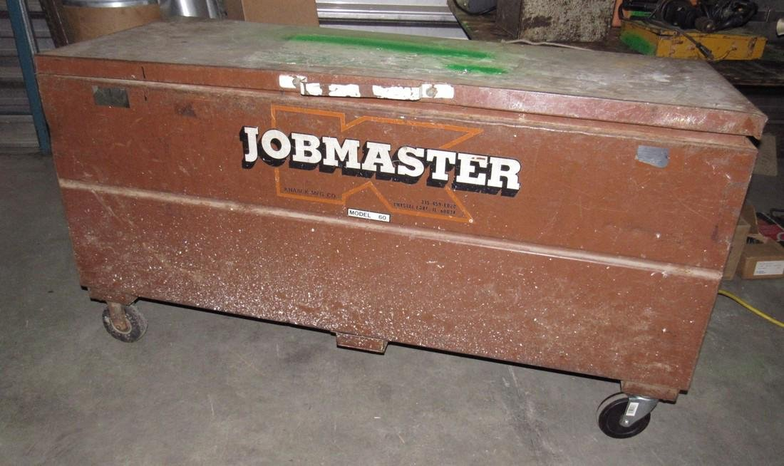 Jobmaster Model 60 Job Tool Box