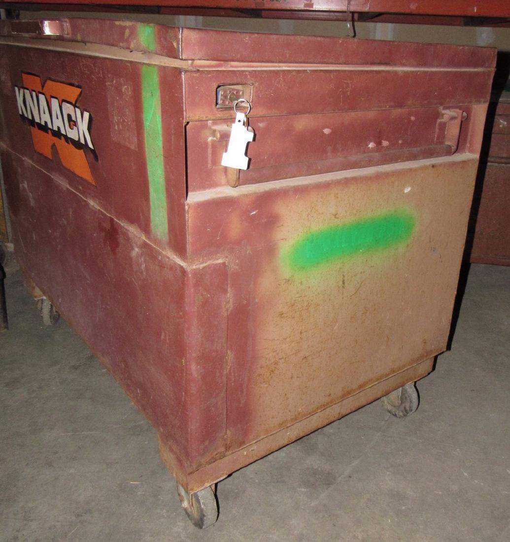 Knaack Job Site Tool Box - 2