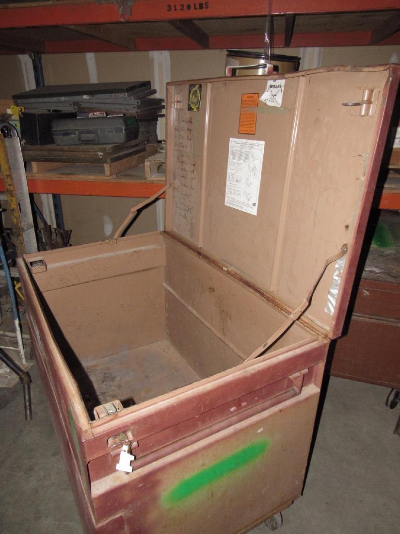 Knaack Job Site Tool Box - 3