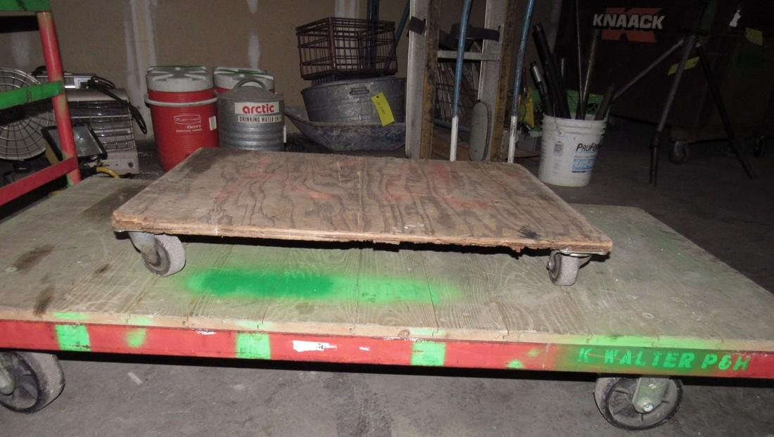 Shop Cart & Dolly - 2