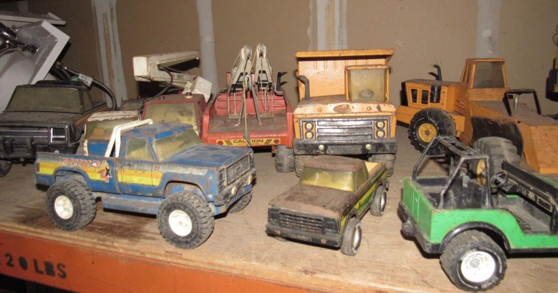 Vintage Tonka Toys - 2