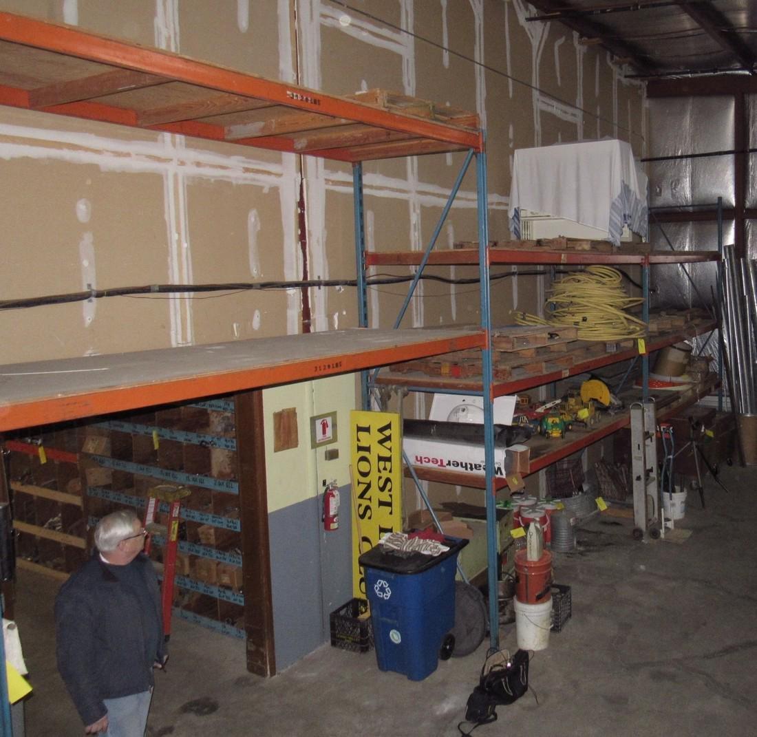 Pallet Racking Shelving - 2