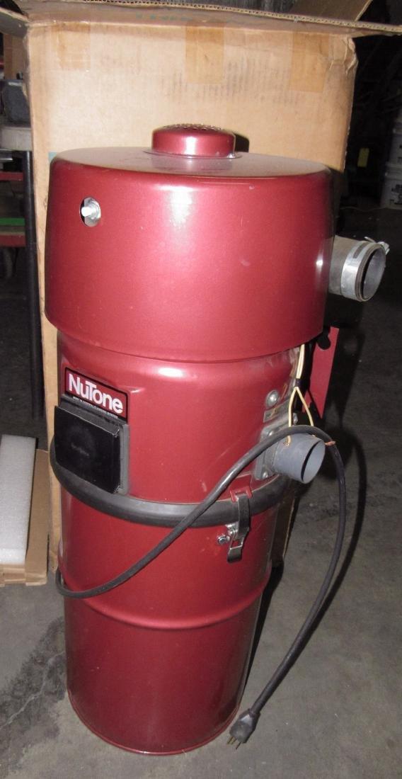 Nutone 353 Vacuum System