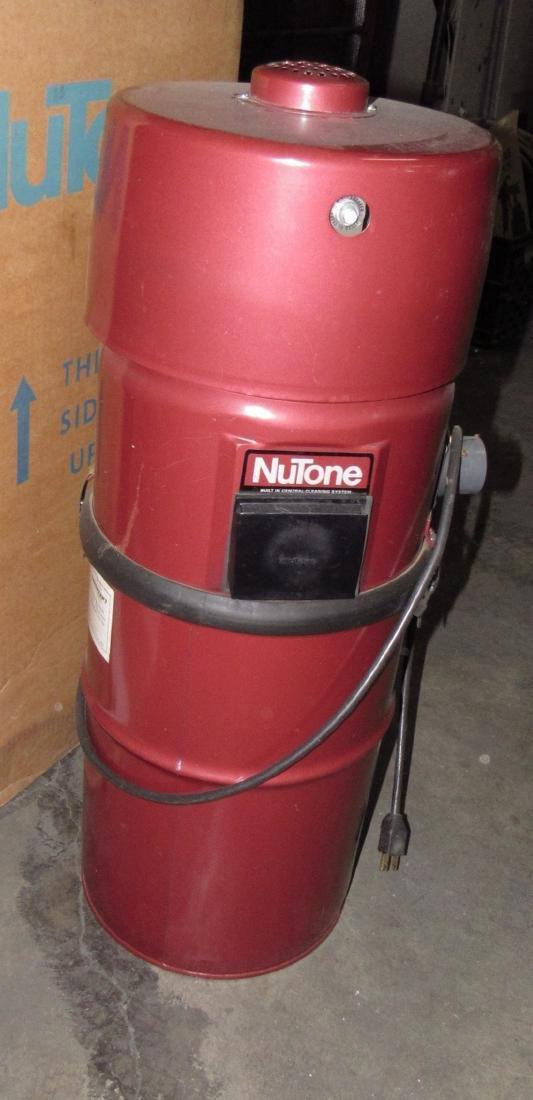 Nutone 353 Vacuum System - 2