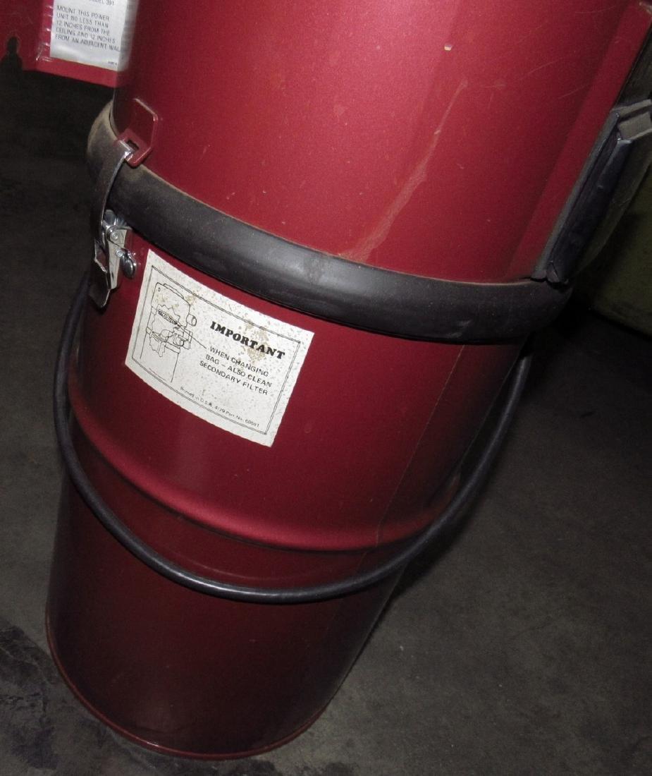 Nutone 353 Vacuum System - 3