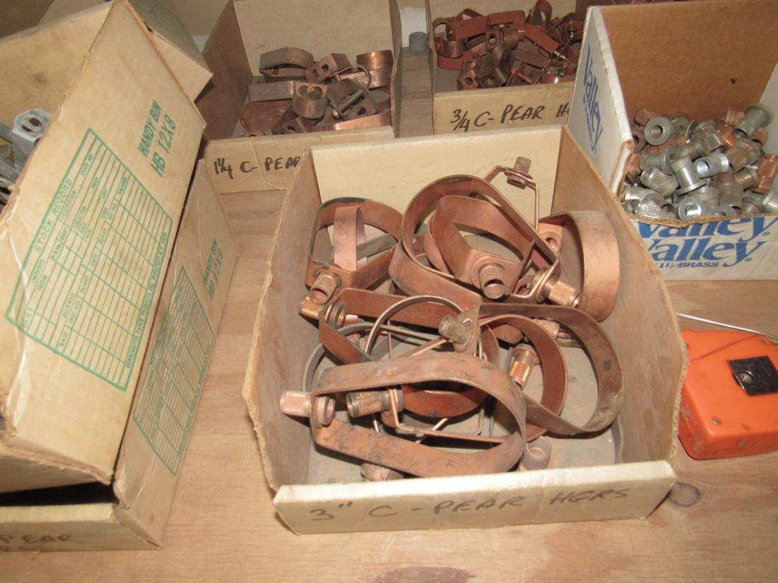 Pipe Hangers Pear Copper Clad Tube Hooks - 7