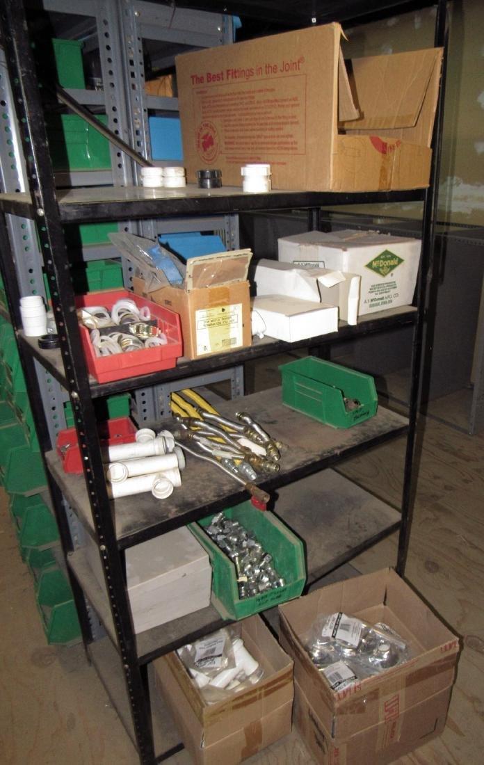 Traps Misc Shelf Lot