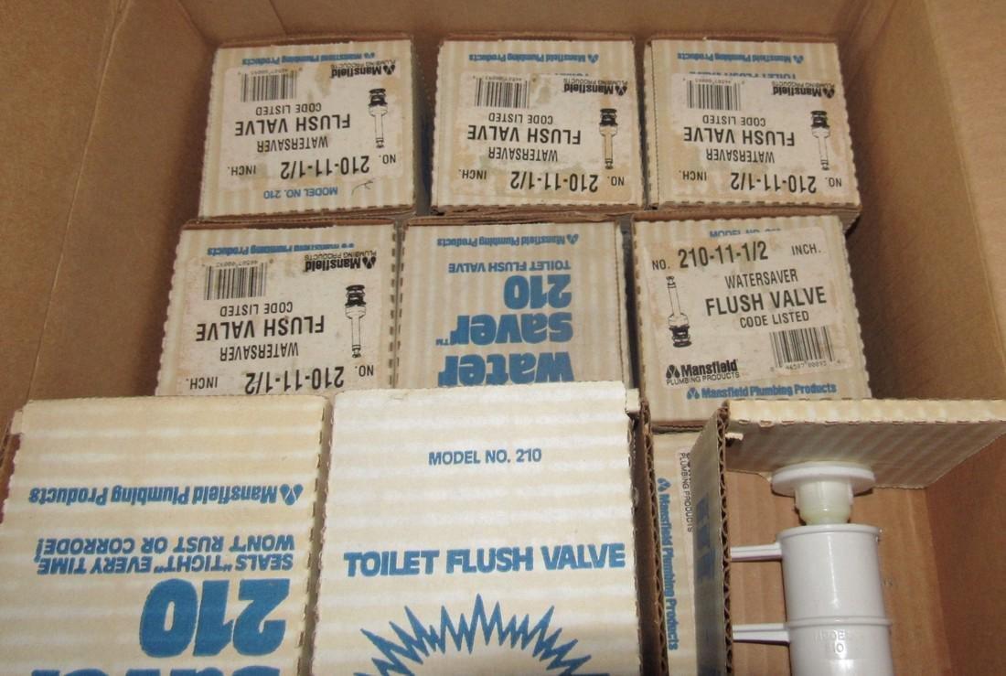 21 Water Saver 210 Toilet Flush Valves - 2