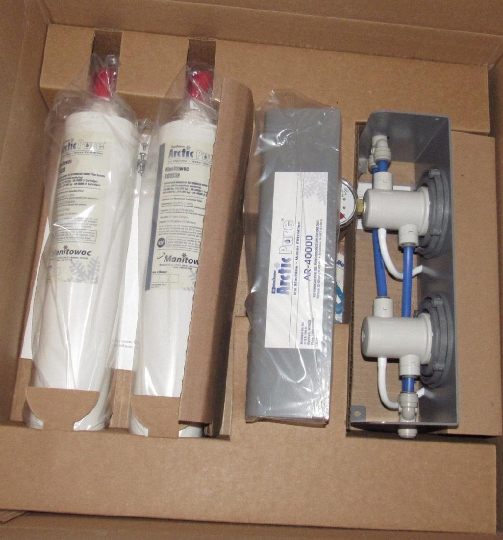 Manitowoc Artic Pure Water Filter System