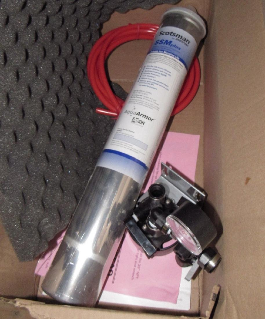 Scotsman Water Filter System