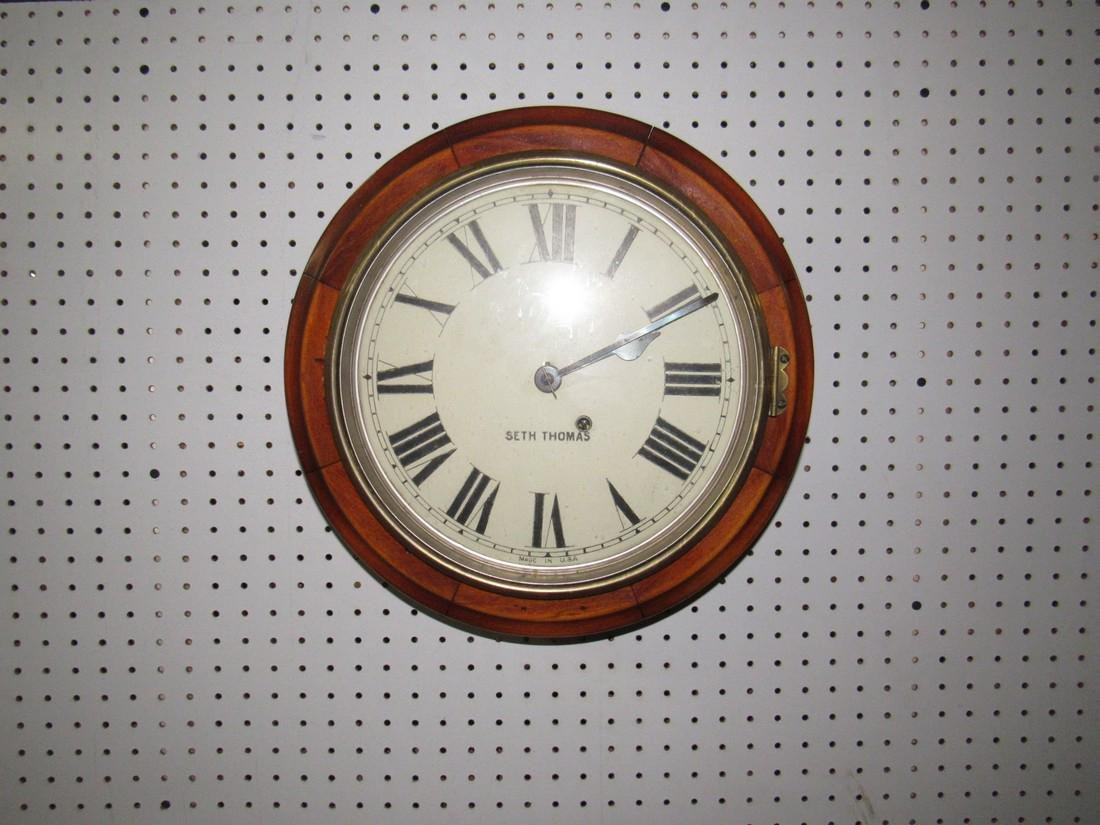 Seth Thomas Wall Clock