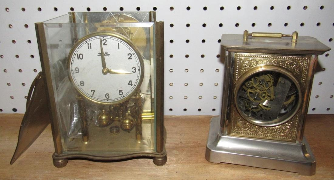 Clock Case Parts Movements Welby