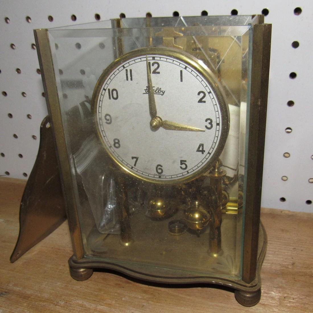 Clock Case Parts Movements Welby - 6