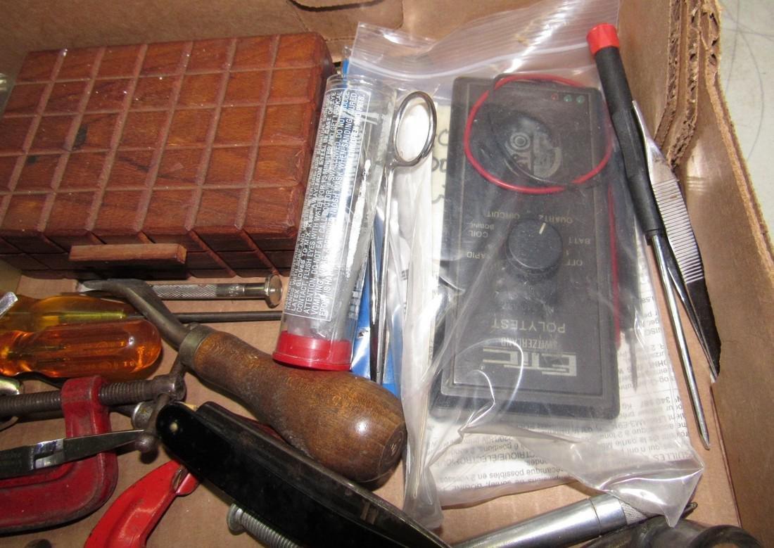 Tools Straight Razor Clamp Etic Polytest - 3