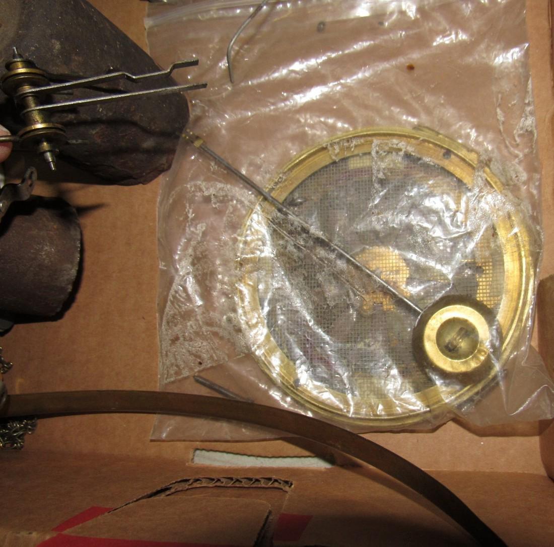 Clock Parts Movements Ingraham Gilbert - 4
