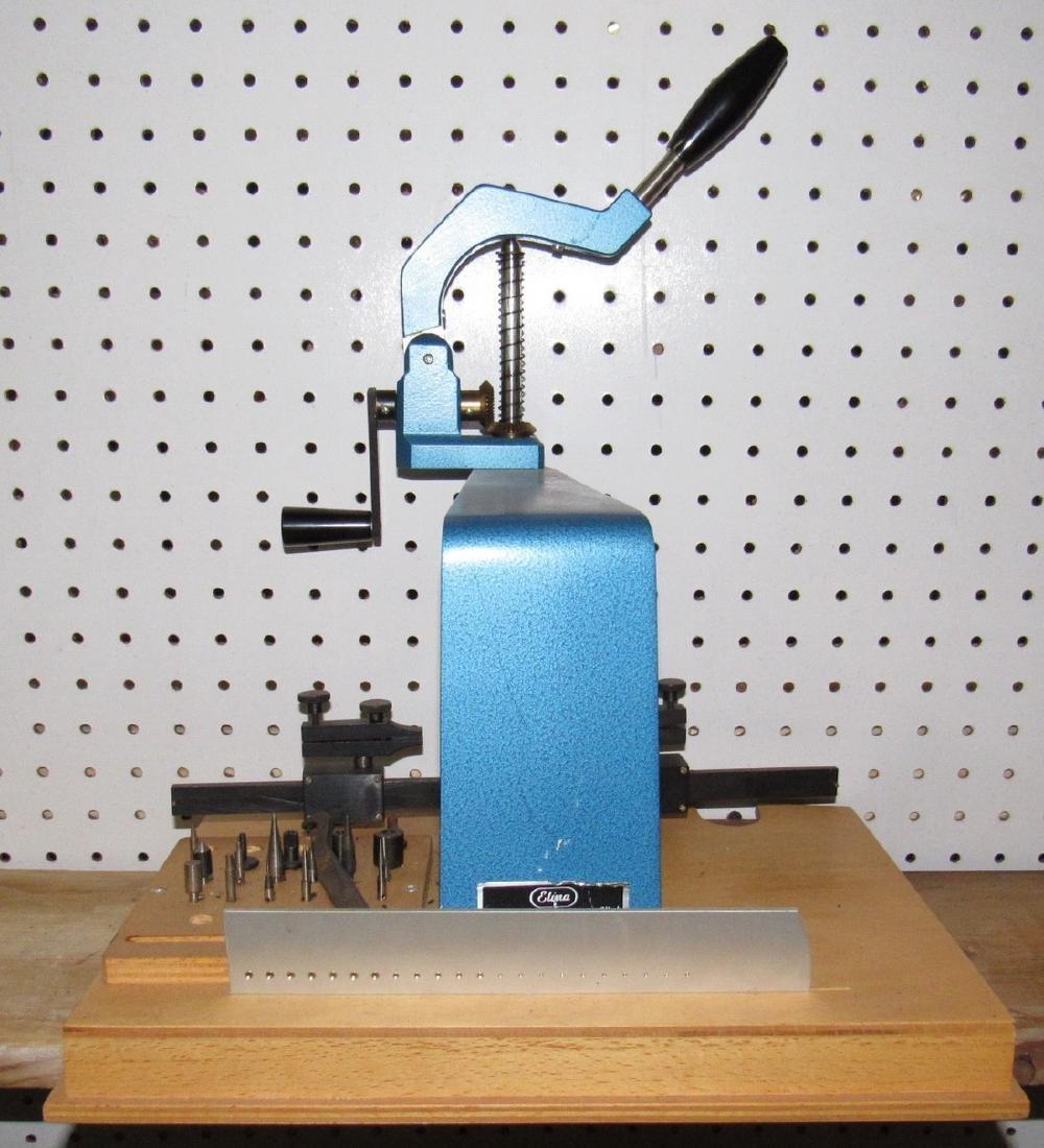 Elma Clock Press