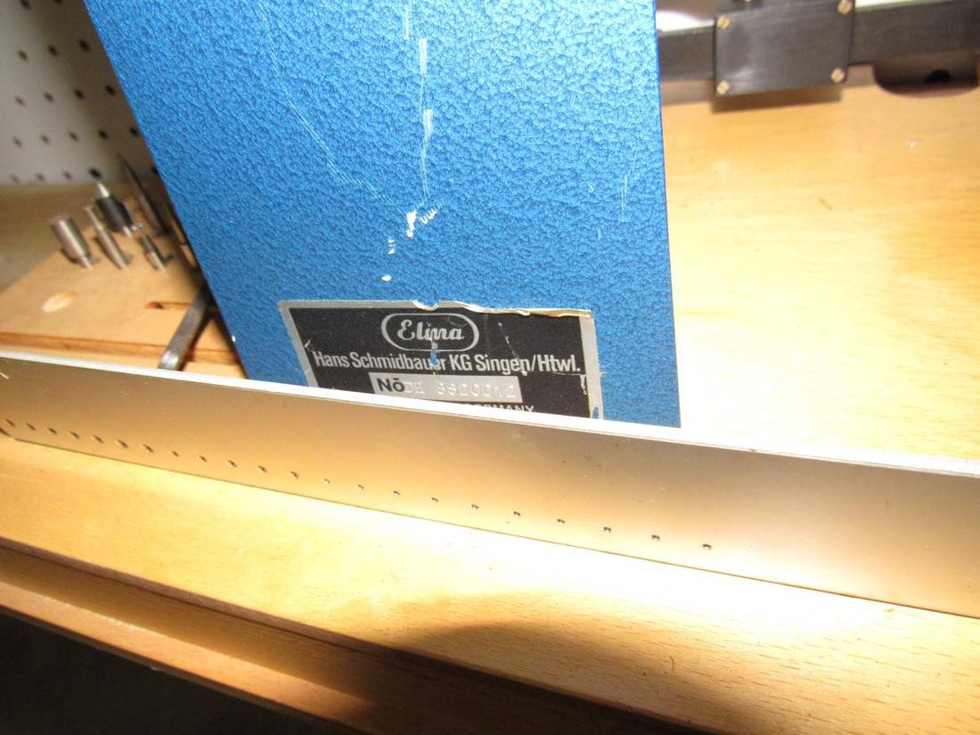 Elma Clock Press - 3