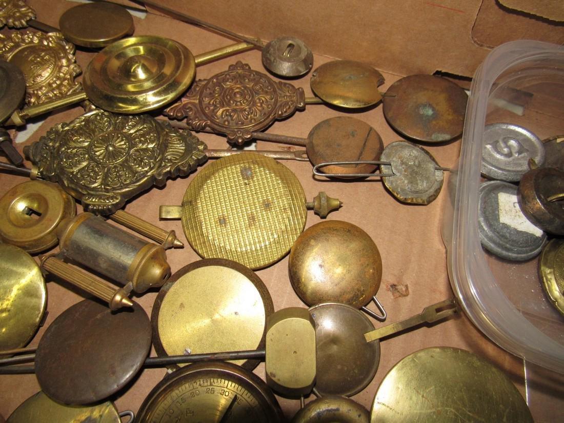 Clock Pendulums Lot - 3