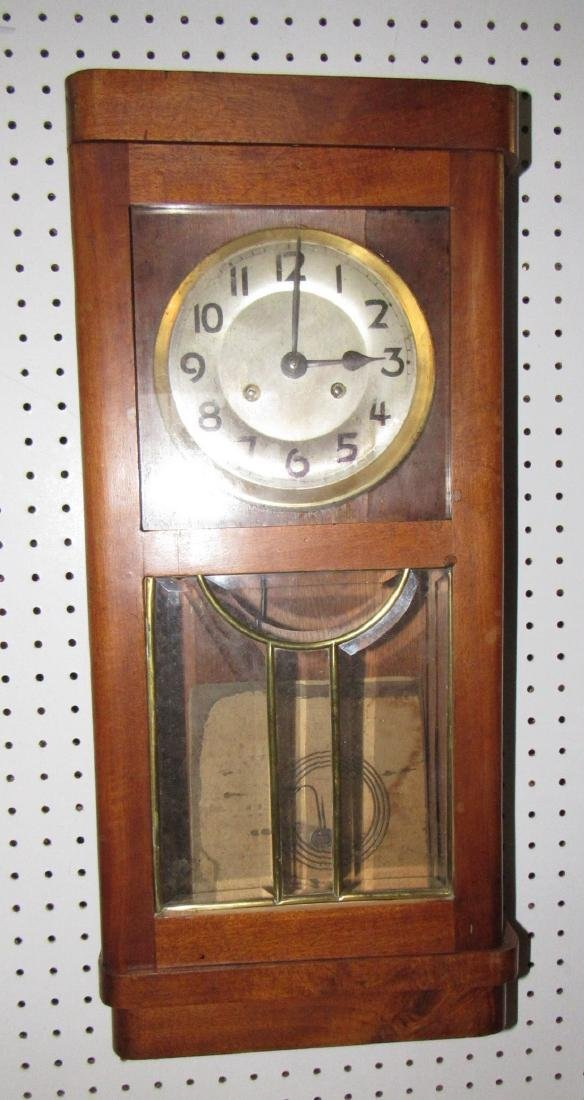 Antique German Clock