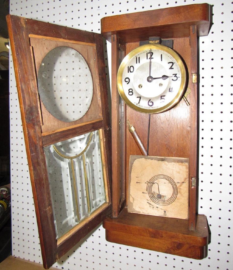 Antique German Clock - 2