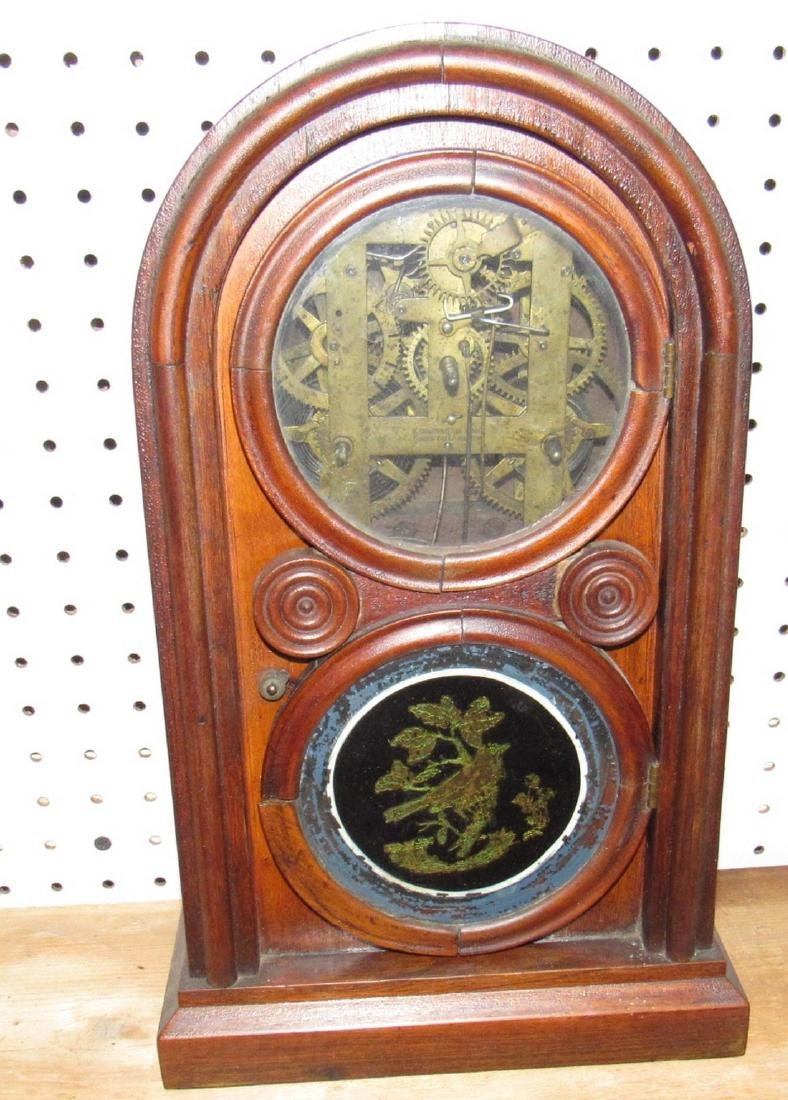 Ingraham Beehive Clock
