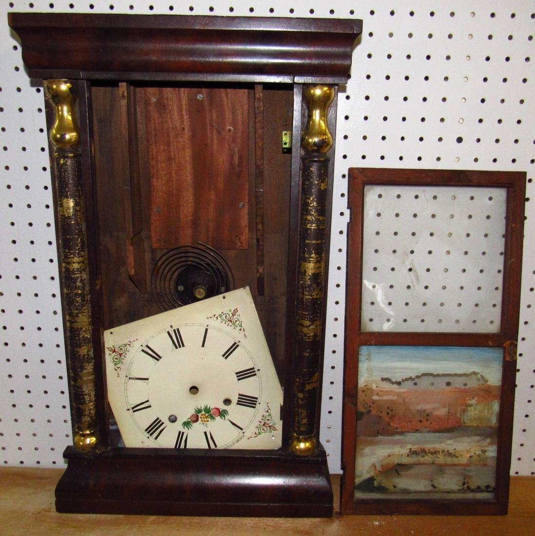 Gilbert Clock for Parts or Repair - 3
