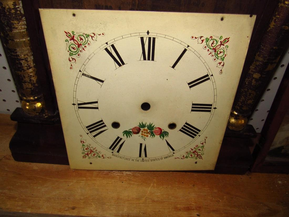 Gilbert Clock for Parts or Repair - 6
