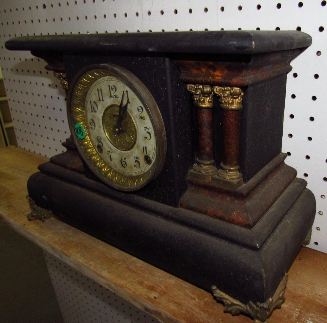 Ingraham Mantle Clock - 2