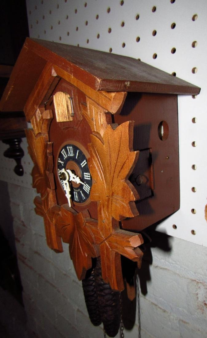 Black Forest Germany Cuckoo Clock - 2
