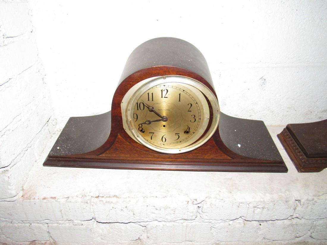 3 Mantle Clocks - 2