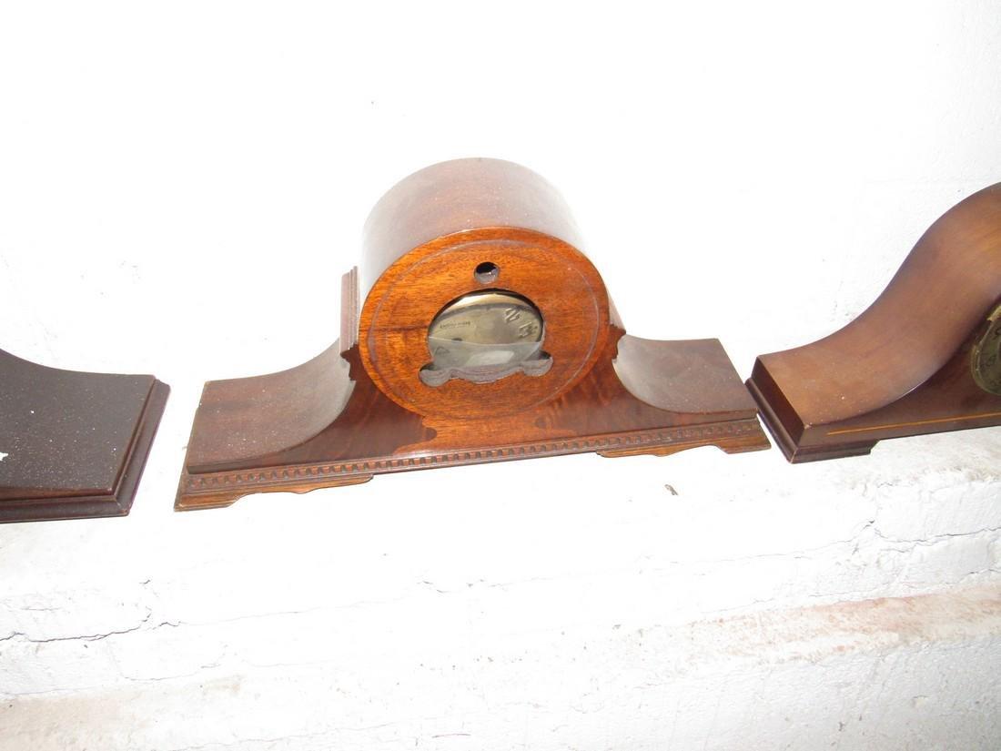 3 Mantle Clocks - 3