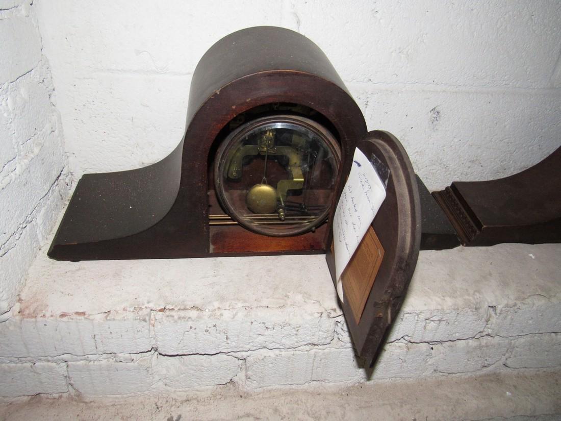 3 Mantle Clocks - 5