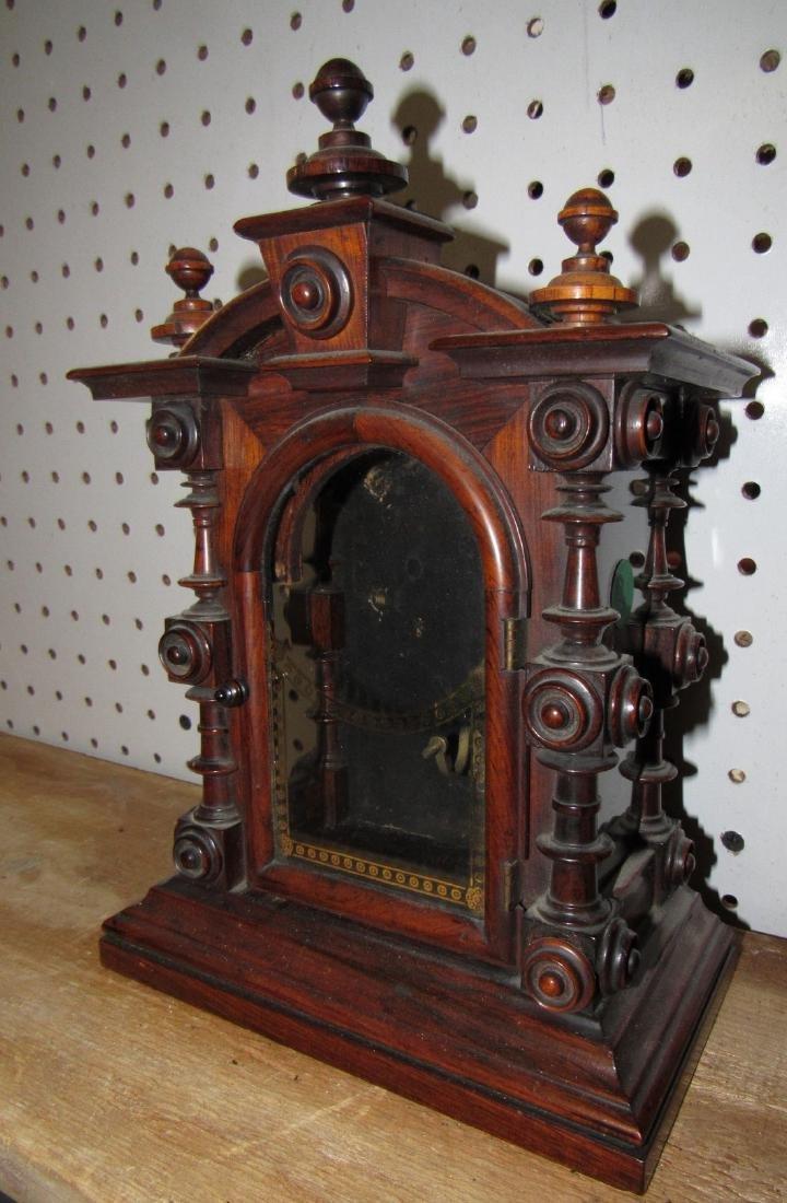 Eight Day Welch Spring Patti Clock Case No. 2 - 2